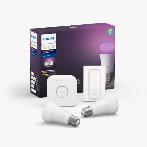 Philips Hue white and colour starter kit