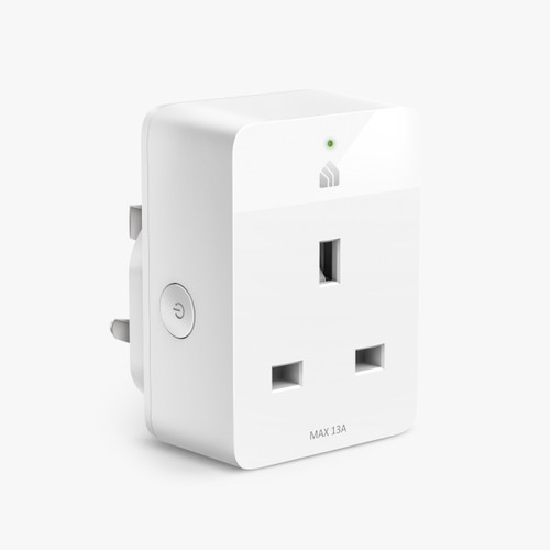 Kasa Smart Wi-Fi Plug Slim with Energy Monitoring product image