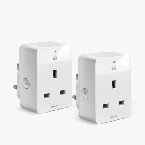 Smart Wi-Fi Plug Slim two-pack product image