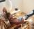 Google Nest Hub in lounge