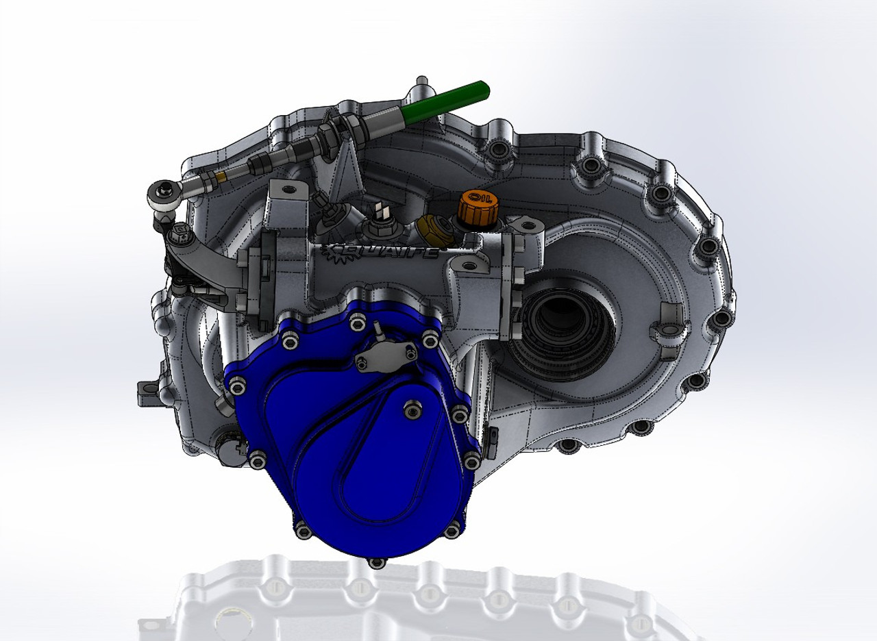 02m gearbox