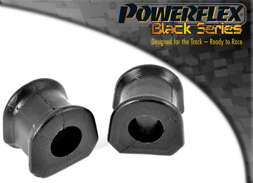 PFF19-1203-22BLK Ford Powerflex Black Front Anti Roll Bar To Chassis 22mm