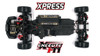 Xpress Execute FT1 FWD 1/10th TC Premium Race Kit - In Stock!