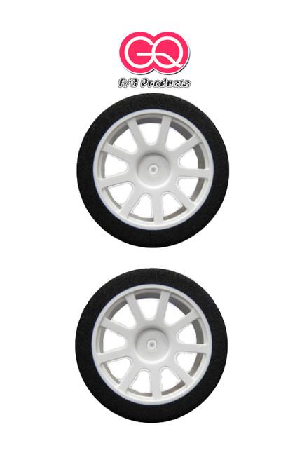 GQ Tyres M Chassis MTC Foam on Wheel (2) Medium Compound