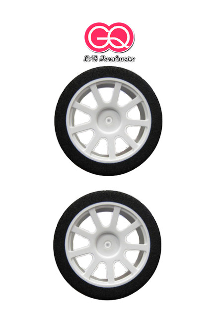GQ Tyres M Chassis MTC Foam on Wheel (2) Soft Compound