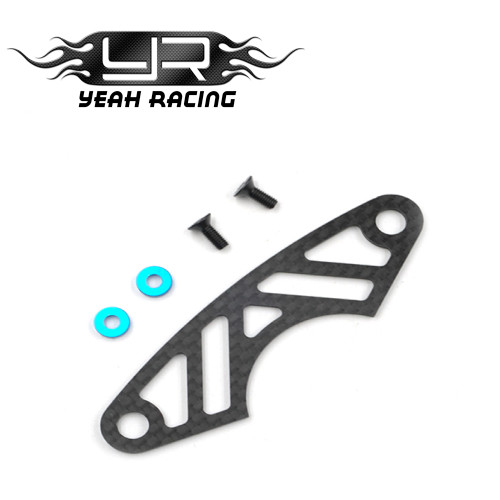 Yeah Racing Carbon Bumper Plate for M07