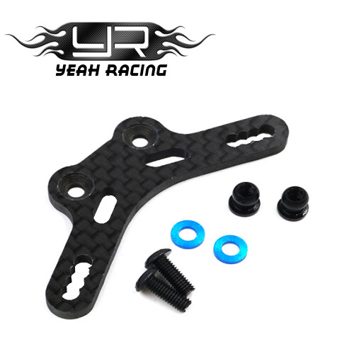 Yeah Racing Carbon Rear Shock Tower for M07