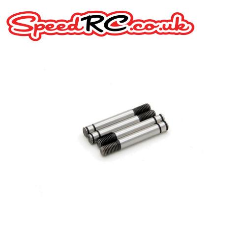 SpeedRC Hardened Shock Shaft (x4) for 50mm shocks