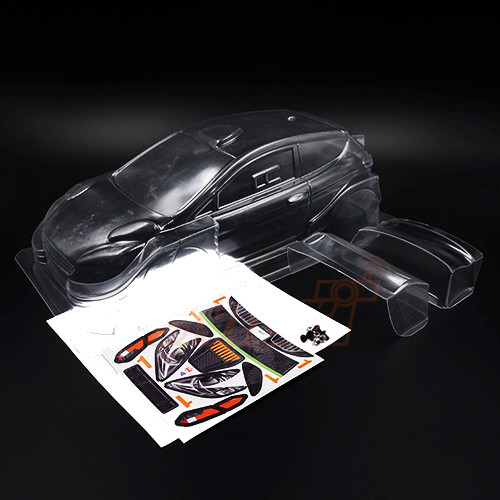 Slidelogy 1/10 Mini Rally 210mm M Chassis MTC Body
