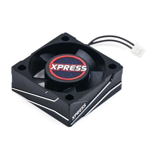 Xpress 30mm Windmill Alloy Case ESC Cooling Fan