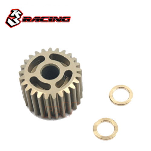 3Racing Sakura Mini MG Aluminium 25T Idler Gear