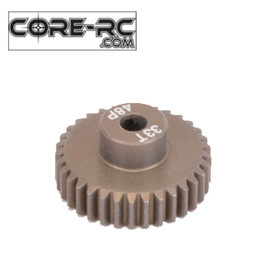CORE-RC 33T 48DP Pinion Gear (7075 Hard)