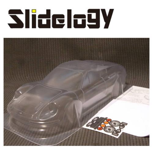 Slidelogy 1/10 Ferrari 246GT 210mm M Chassis MTC Body