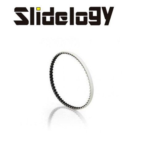 Slidelogy 63T 189 Low Friction Drive Belt For 1/10 On road RC