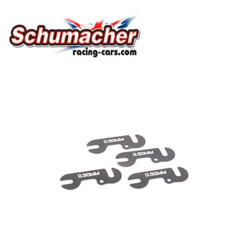 Atom Schumacher Rake Spacer 2.5mm U4815