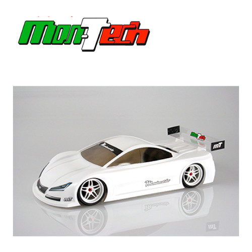 MT019013SL - Montech Montecarlo Superleggera Body - Light Weight