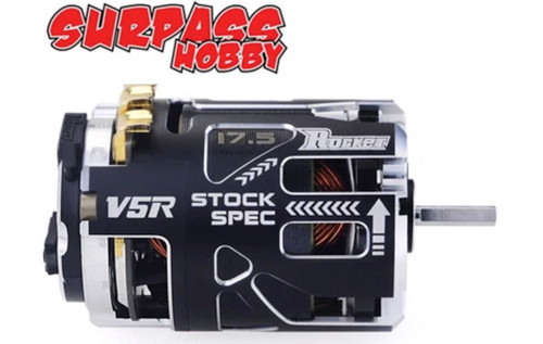 SURPASS V5S 17.5T ROCKET SENSORED STOCK MOTOR BRCA AND EFRA LEGAL