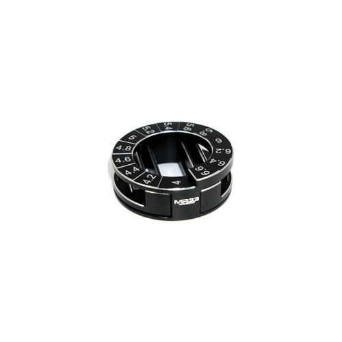 MR33 Circle Droop Gauge 2.0 - 4.0 - 6.6MM