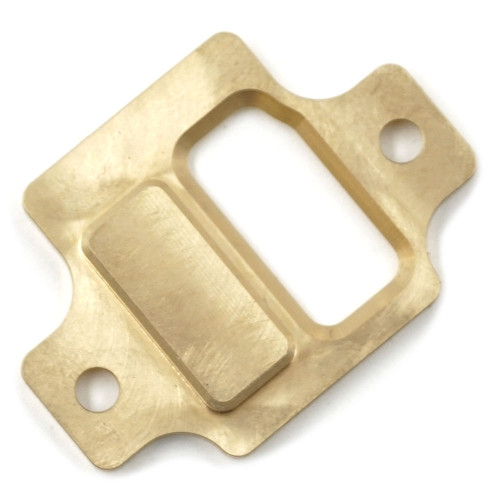 Xpress Brass Lower Bulkhead Plate For Execute FT1 FT1S