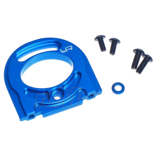 Yeah Racing Aluminium Adjustable Motor Mount For Tamiya TT02 TT02S TT02B