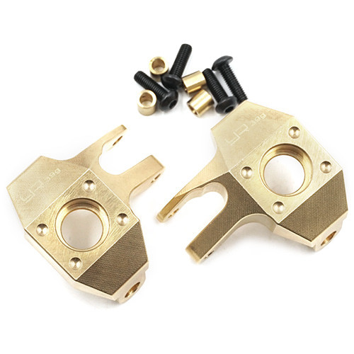 Yeah Racing Brass Knuckle Arm 2pcs For AXIAL SCX10 II
