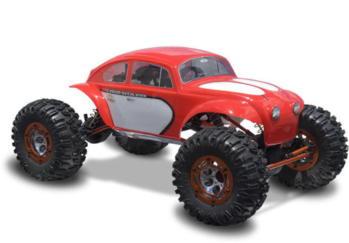 Colt 1:10 RC Clear Lexan Body Shell Baja Bug Beetle for Buggy, Truck or Crawler
