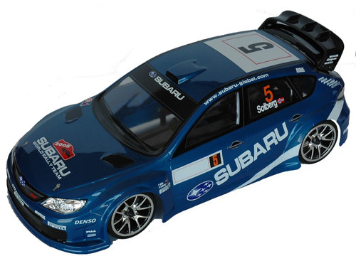 COLT 1/10 Body Subaru WRC 08 W/Decal 190MM
