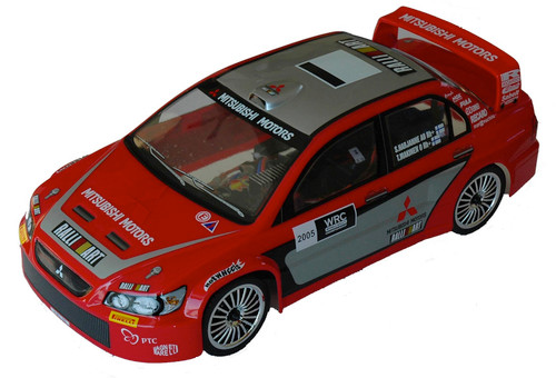 COLT 1/10 Body Mitsubishi WRC 05 W/Decal 190MM