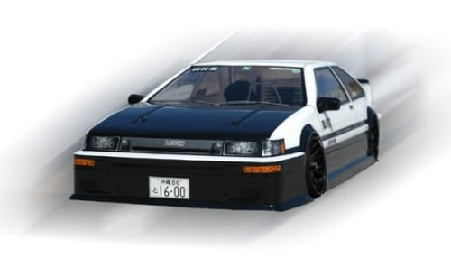 COLT Sprinter AE-86 1/10th 190mm Lexan body for Touring Car & Drift