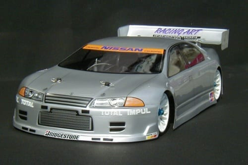 COLT Skyline R32 4 Door 1/10th 200mm Lexan body for Touring Car & Drift