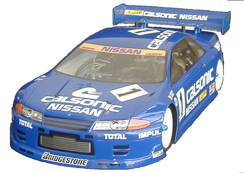COLT Skyline R32 1/10th 200mm Lexan body for Touring Car & Drift