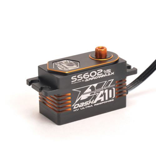 DASH SS602 SUPER SPEED LOW PROFILE SERVO A10 V2