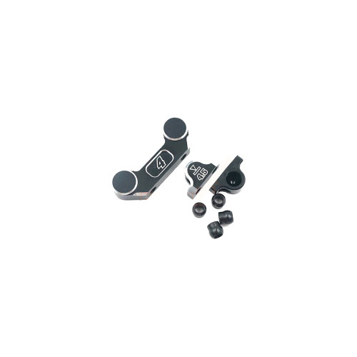 3Racing Aluminium Front Suspension Mount & Separate Suspension Mount for Mini MG