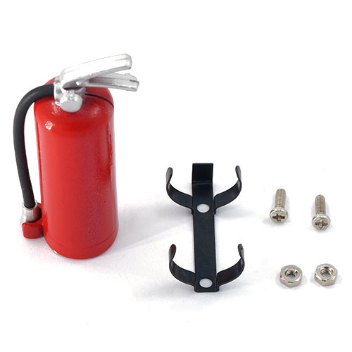 Yeah Racing 1/10 RC Rock Crawler Accessory Fire Extinguisher