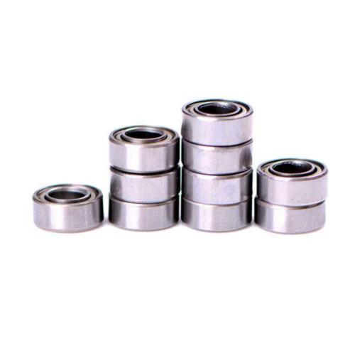 3Racing Bearing 10x15x4mm (10 pcs) M4, M4 Sport