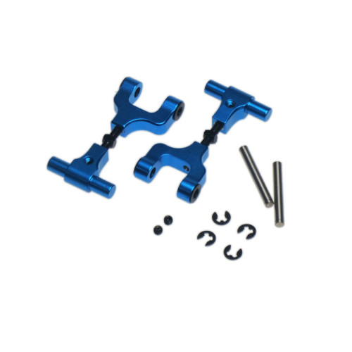 Yeah Racing Aluminium Adjustable Rear Upper Arm Set For Tamiya TT02