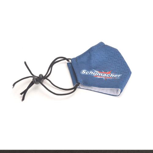 Schumacher Safety Mask - Dark Blue