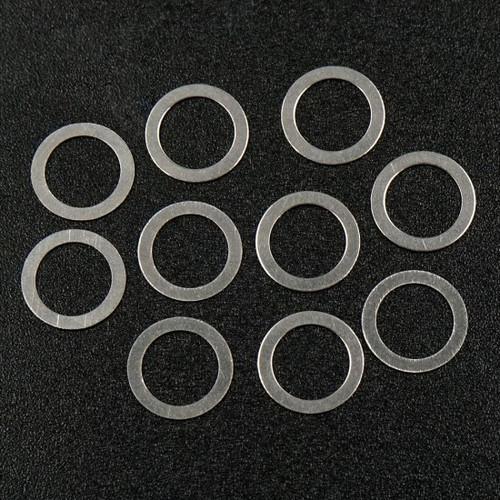 Xpress 5x7x0.2mm Drive Axle Spacers 10pcs