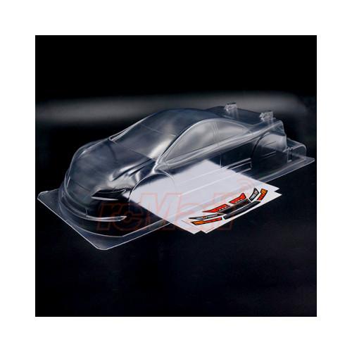 Slidelogy 1/10 M-Chassis MTC Saloon Body 225mm Wheelbase