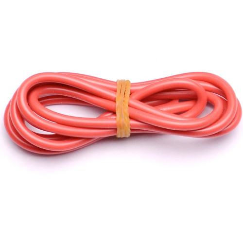 Core-RC 12AWG Wire 1M Red