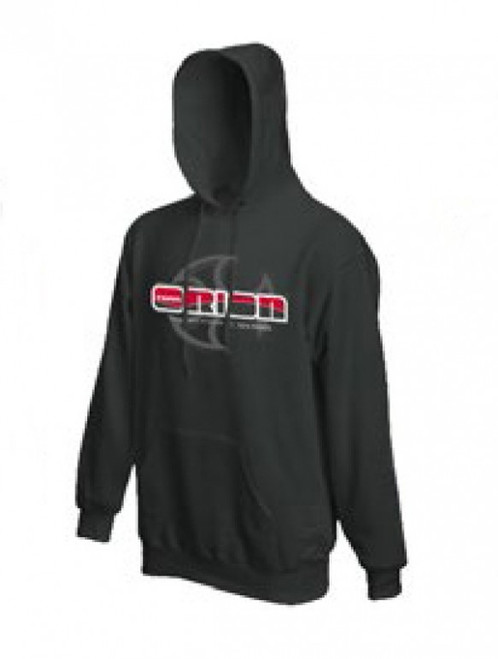 Team Orion Grey Hoodie with Orion Logo Size Small
