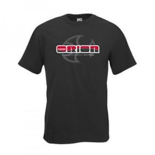 Team Orion Grey T-Shirt with Orion Logo Size Large