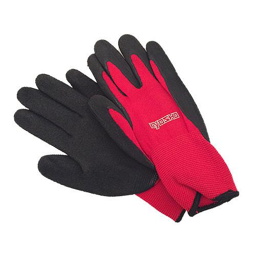 Kyosho Pit Gloves. Size Medium Red/Black