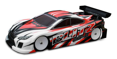 Blitz GSF II 190mm (0.7mm) Touring Car Shell