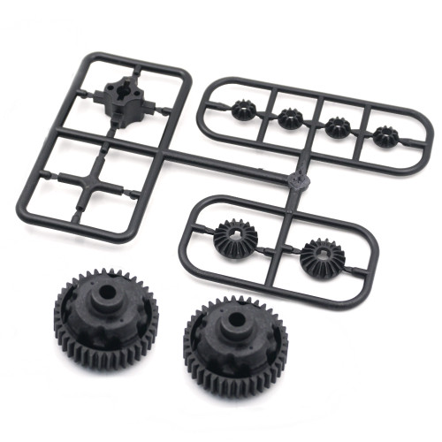 38T & 39T Replacement Gear Set For TAMC-023 Tamiya M05 M06 Differential