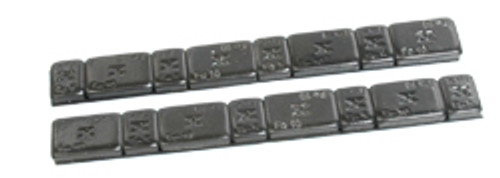 Core Ac Black X Weights - 16pcs