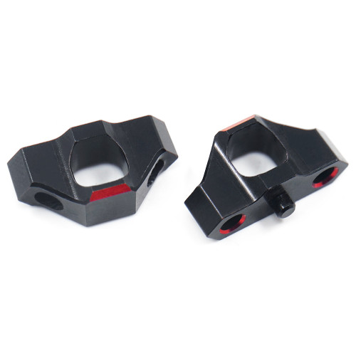 Execute Aluminium 2 Piece Suspension Mount 2pcs For XQ1 XQ1S XM1S