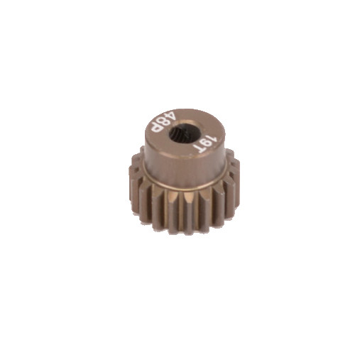 CORE-RC 19T 48DP Pinion Gear (7075 Hard)