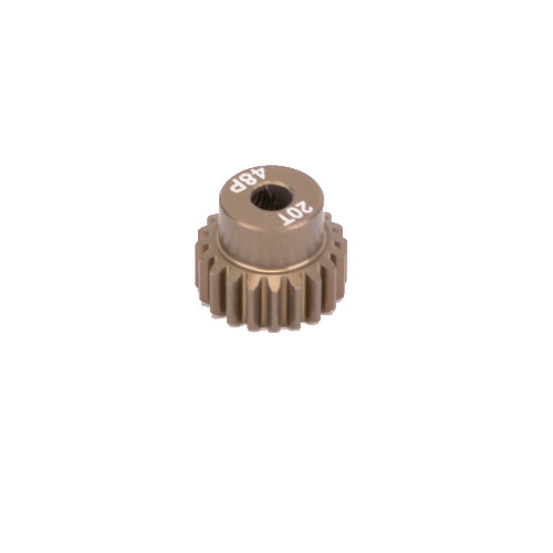 CORE-RC 20T 48DP Pinion Gear (7075 Hard)