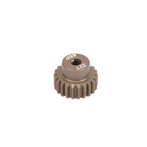 CORE-RC 22T 48DP Pinion Gear (7075 Hard)